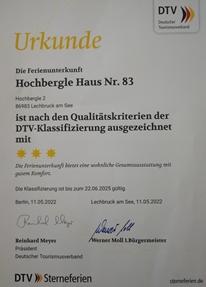 DTV-Zertifizierung